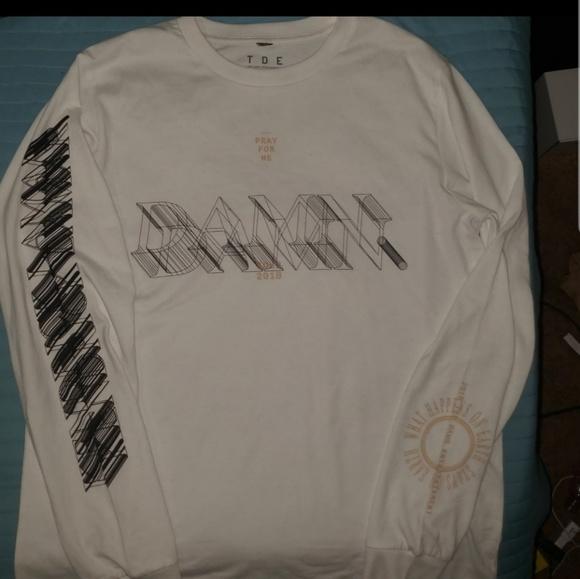 a120ee98 TDE Shirts | Kendrick Lamar Damn Tour Ls | Poshmark